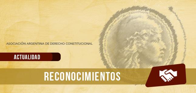 Felicitaciones a la Doctora Iride Isabel María Grillo